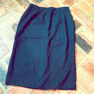 JH Collectibles Wool Skirt Size 16